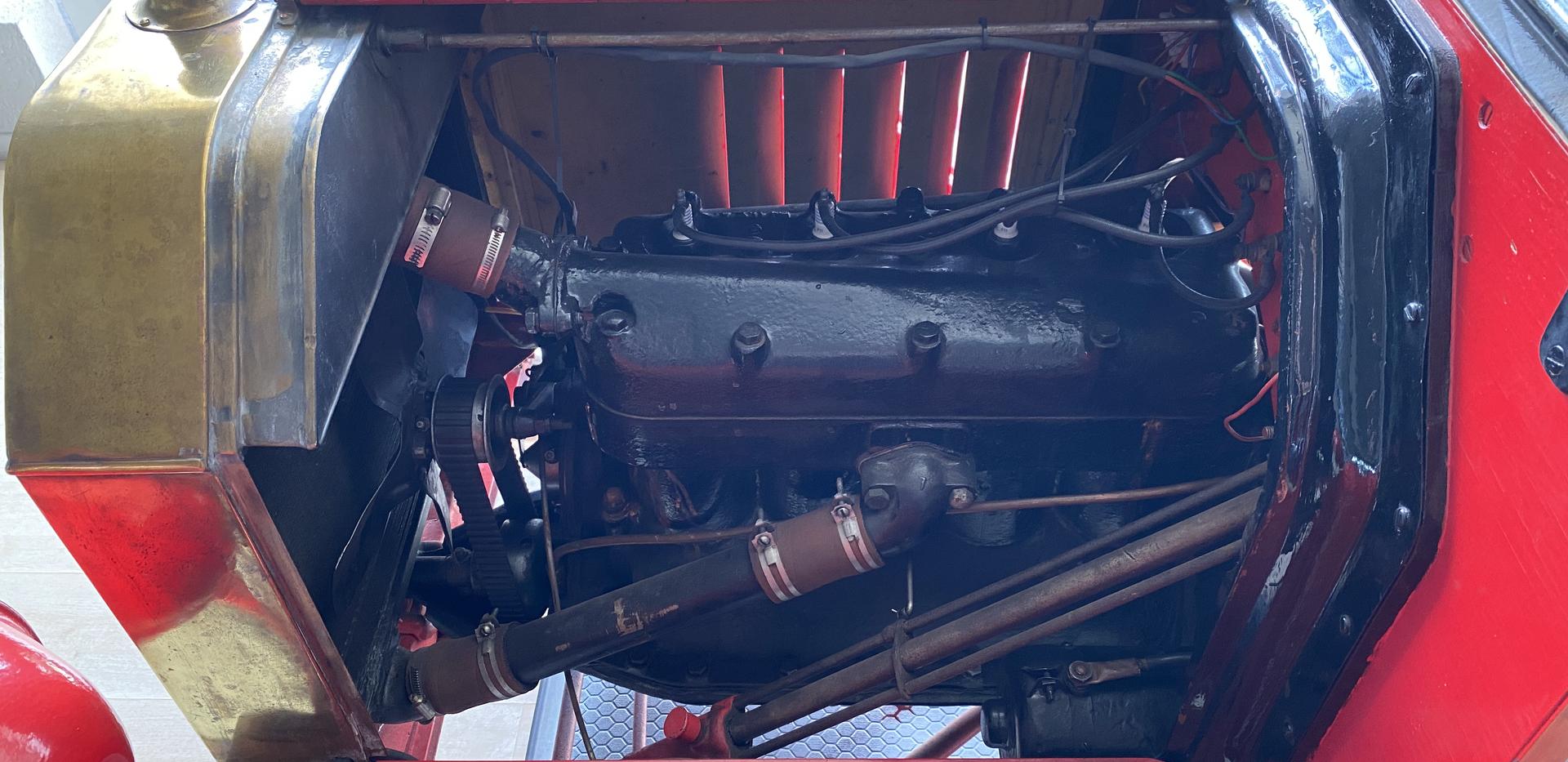Ford T Speedster 1912