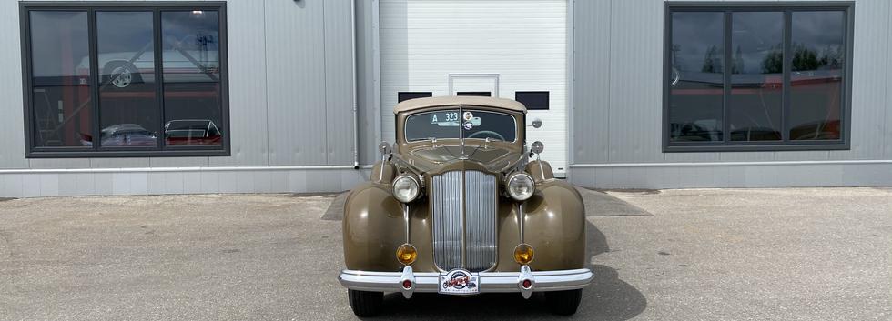 Packard Twelve 1608 Dietrich 1938