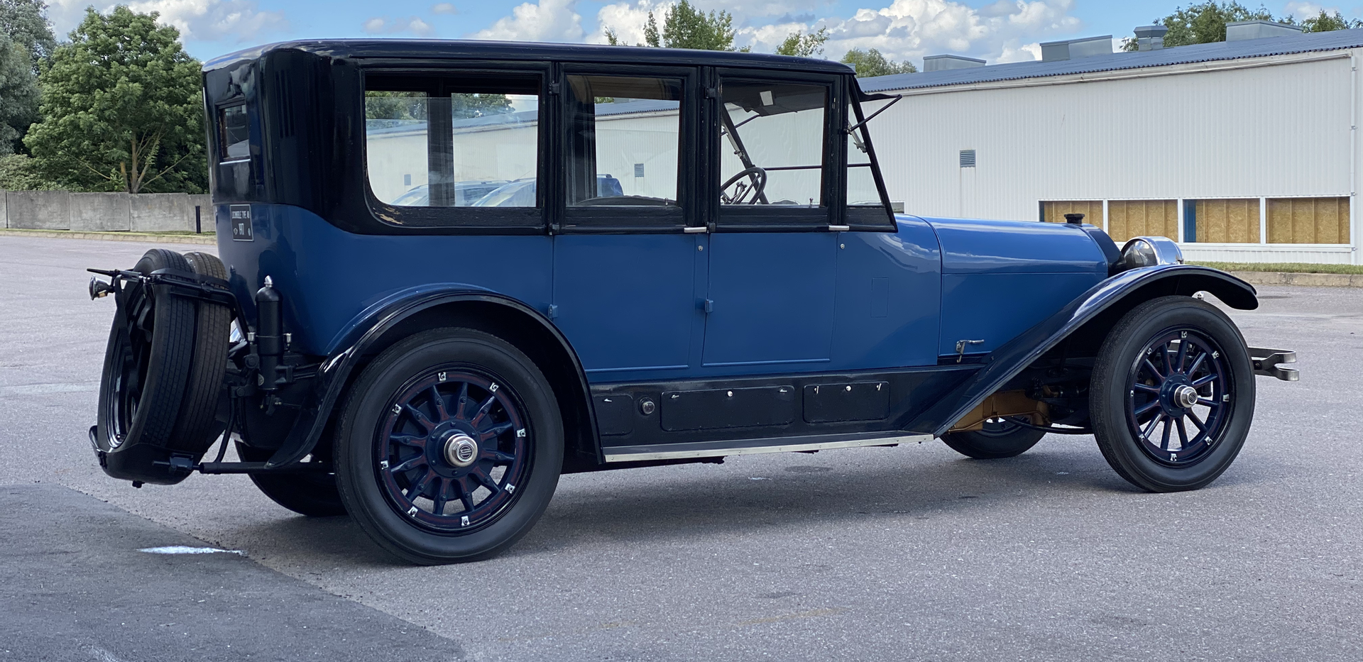 Locomobile Type 48 1917