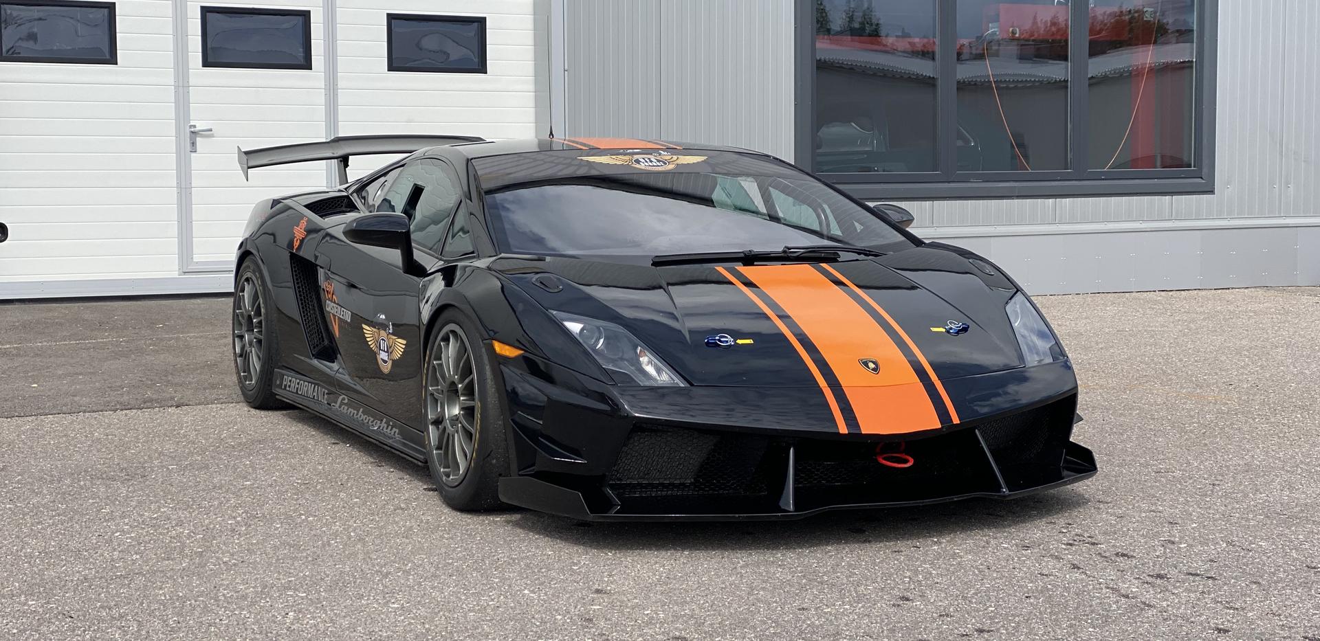 Lamborghini Gallardo Super Trofeo 2011