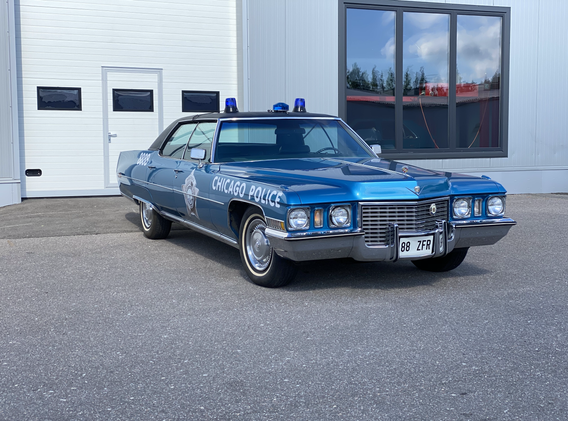 Cadillac DeVille 1972