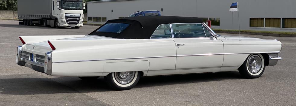 Cadillac DeVille Cabriolet 1963