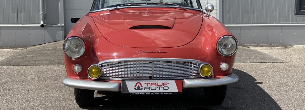 Auto Union 1000SP Coupe 1960