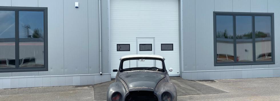 Auto Union 1000S Coupe 1961