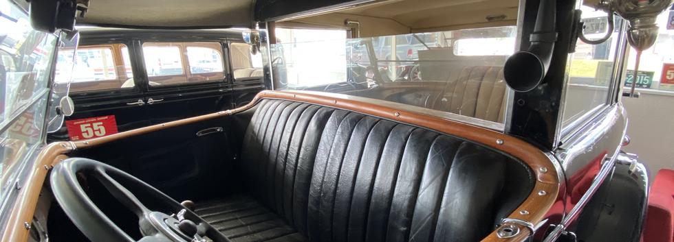 Packard 443 De Ville Cabriolet 1928
