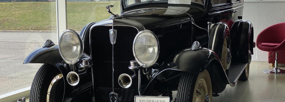 Studebaker President 1931