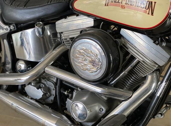Harley-Davidson 1986