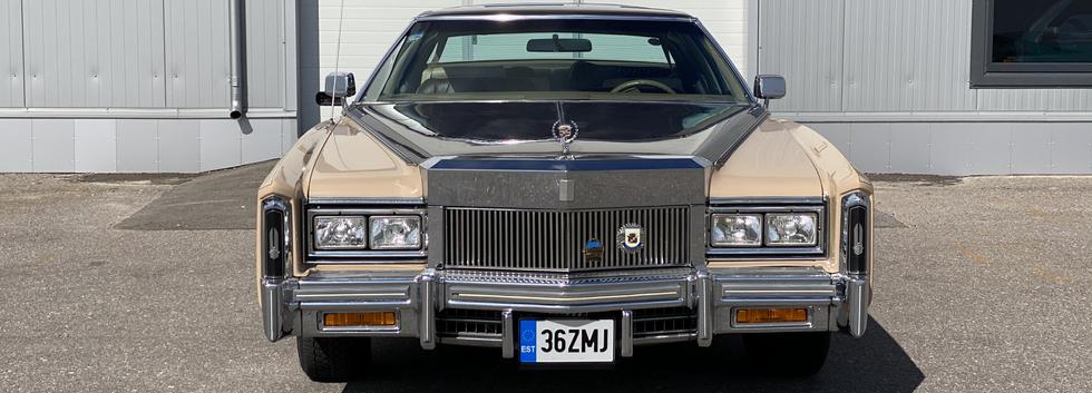 Cadillac Eldorado Biarritz 1978