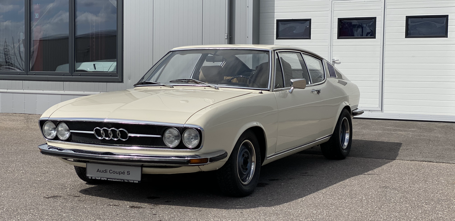 Audi Coupe S 1971