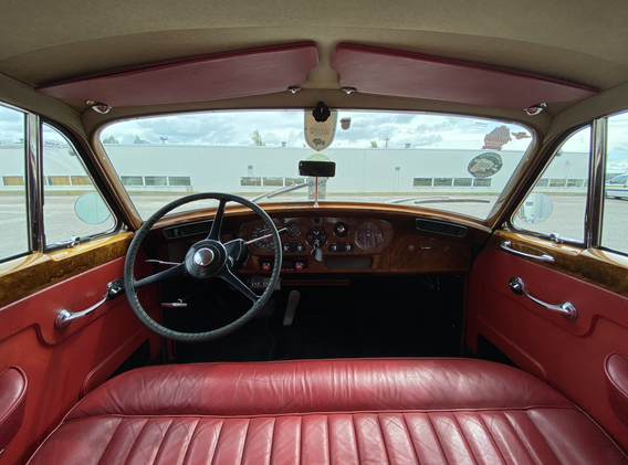 Bentley S2 1961