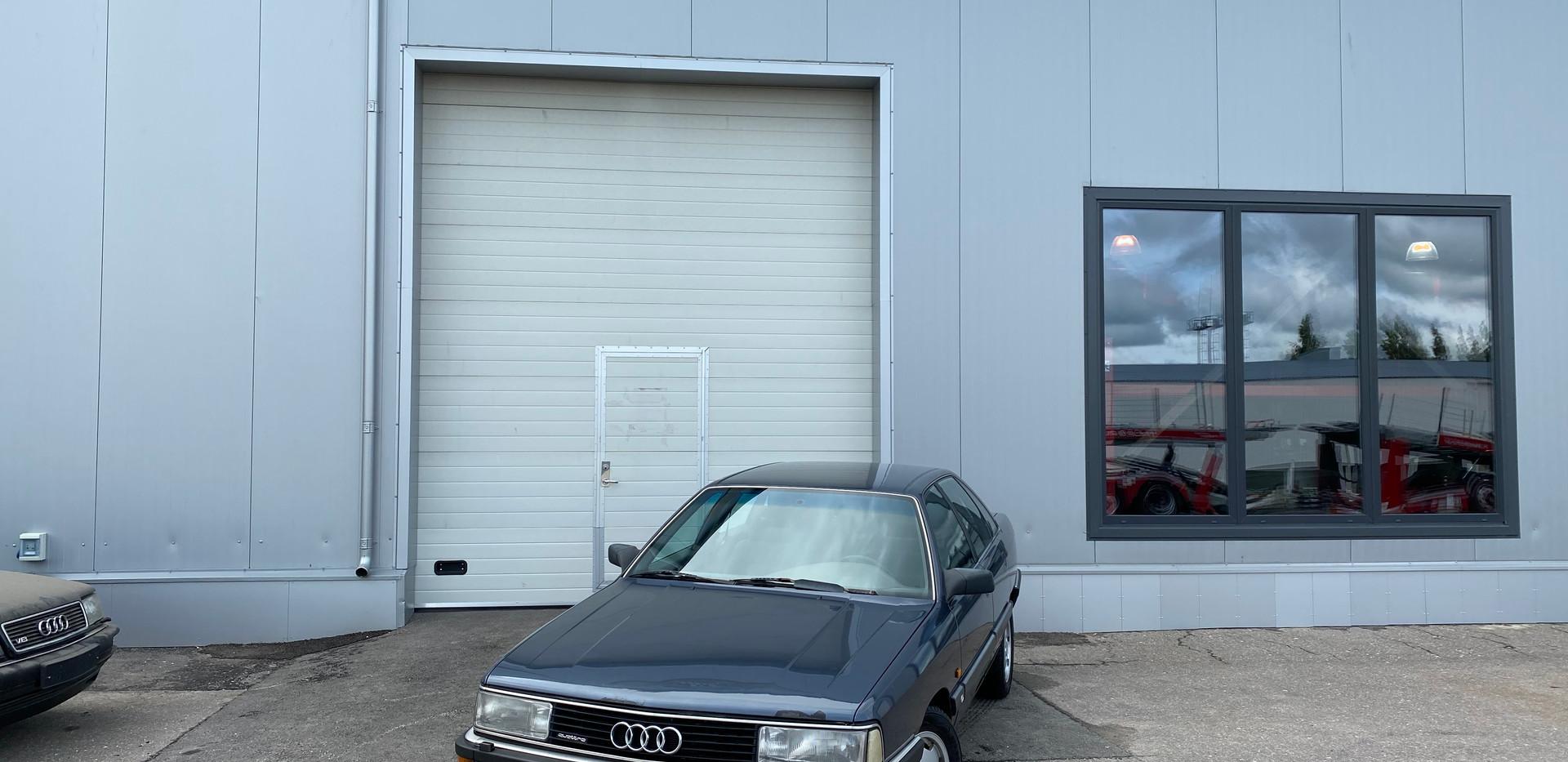 Audi 200 1989