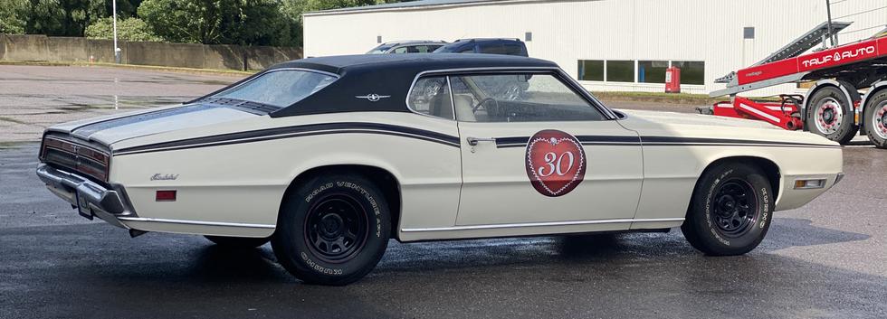 Ford Thunderbird 1970