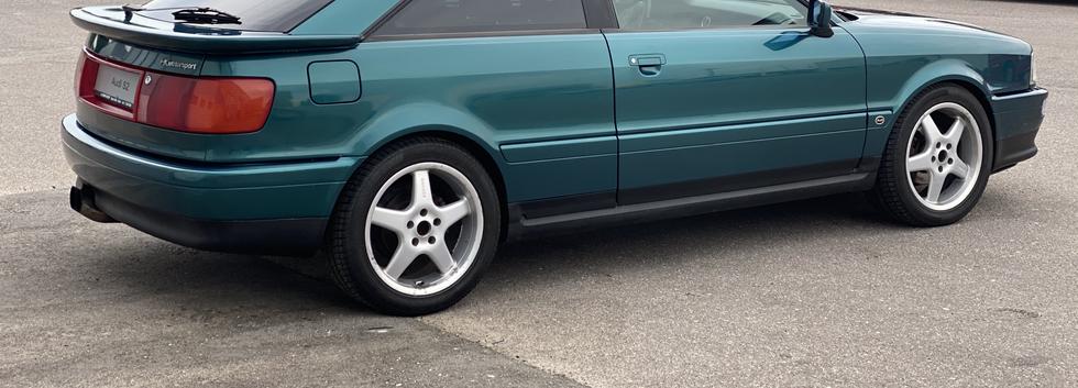 Audi S2 1994