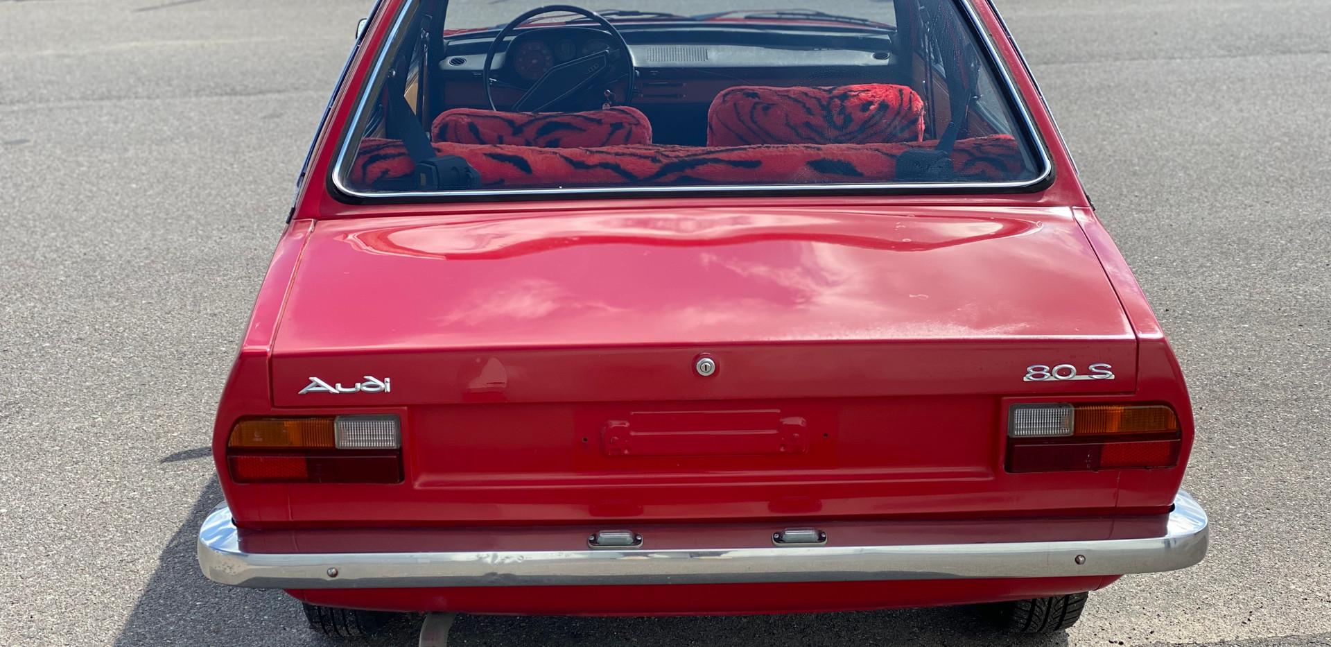 Audi 80 1973