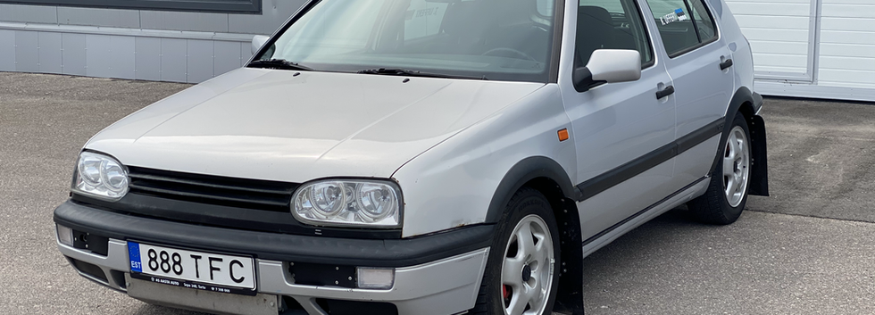 Volkswagen Golf GTI 1995