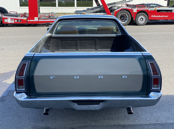 Ford Ranchero GT 1972