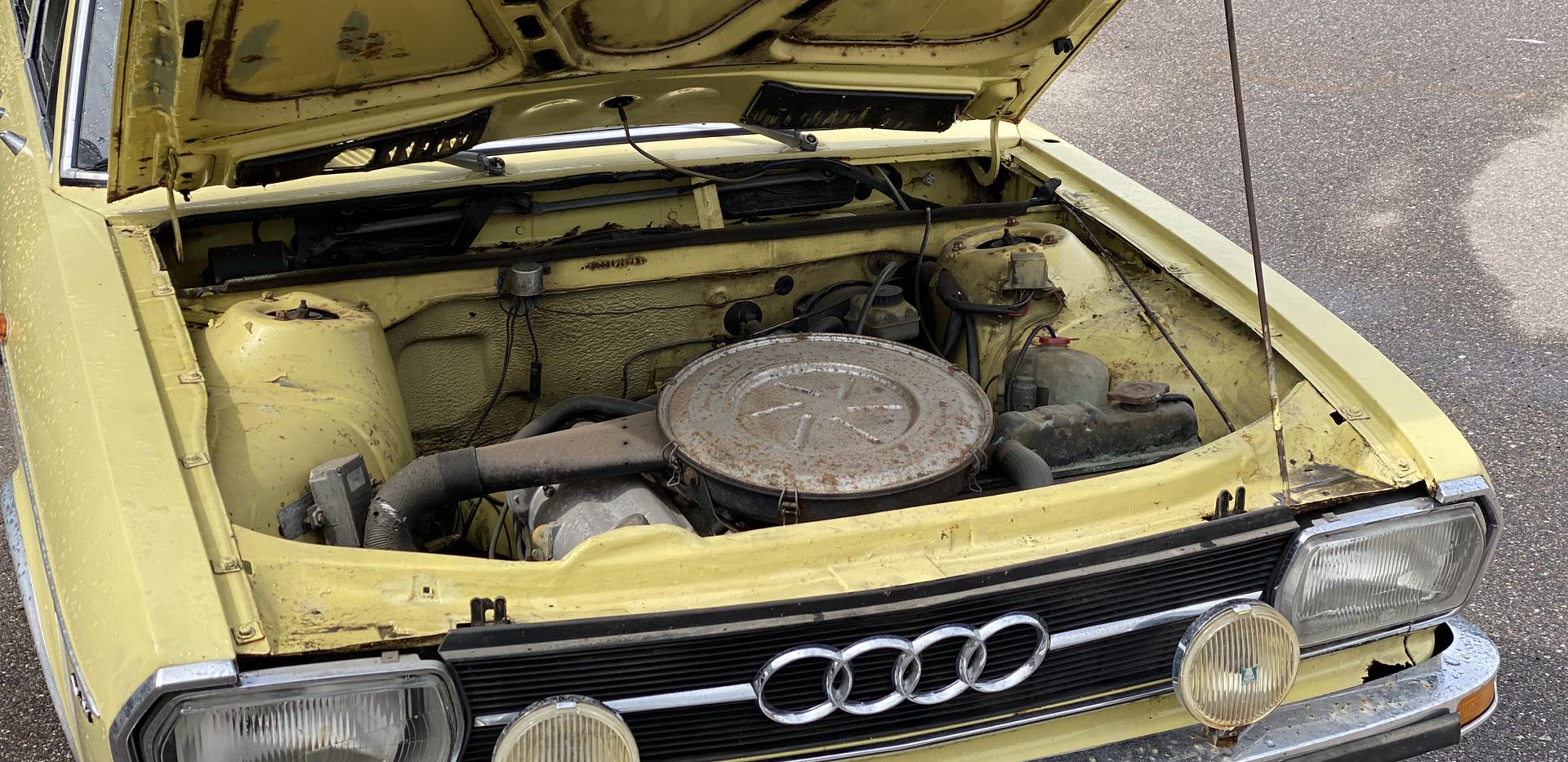 Audi 100 LS 1974