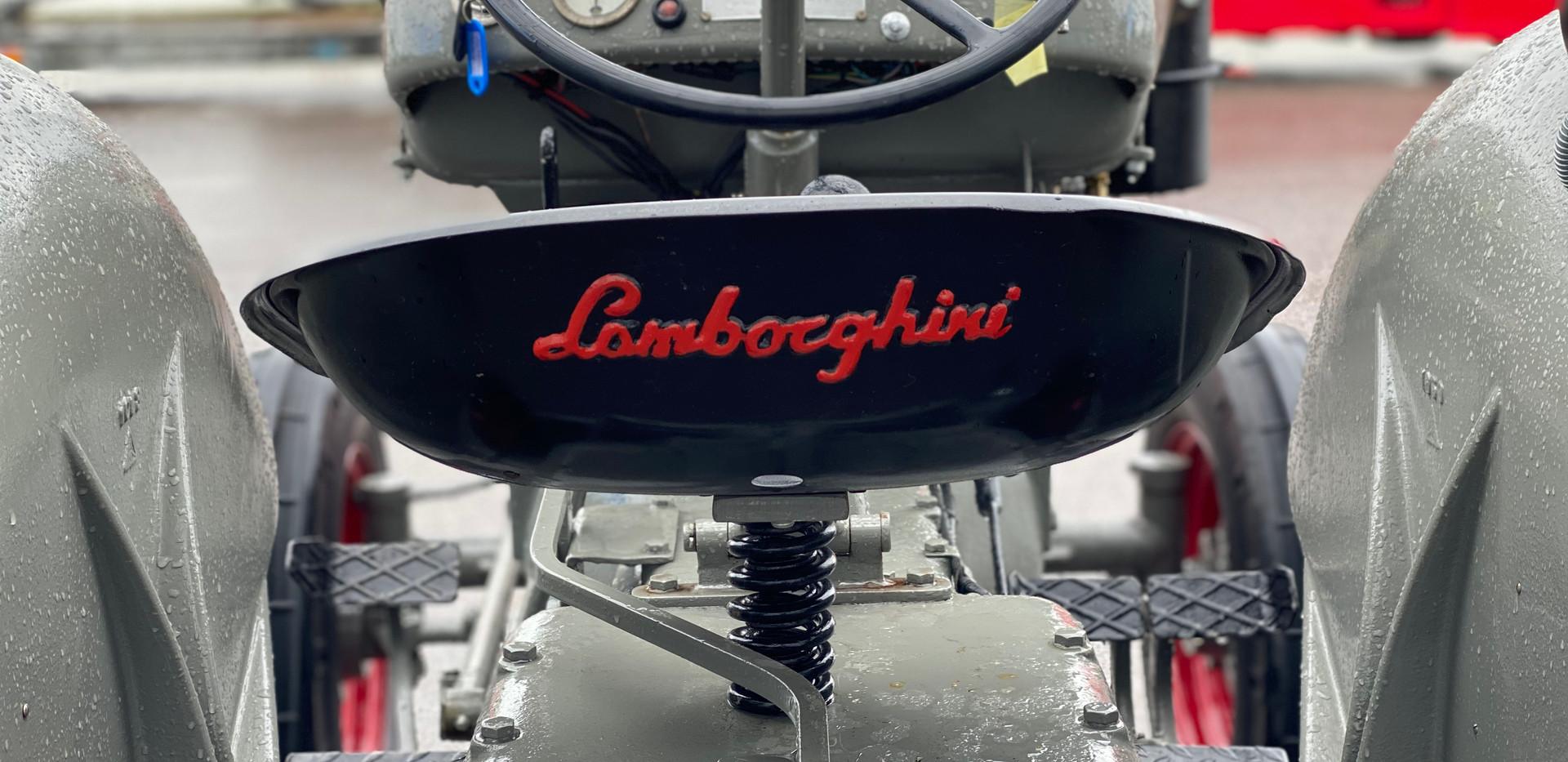 Lamborghini Trattori DL30 1959