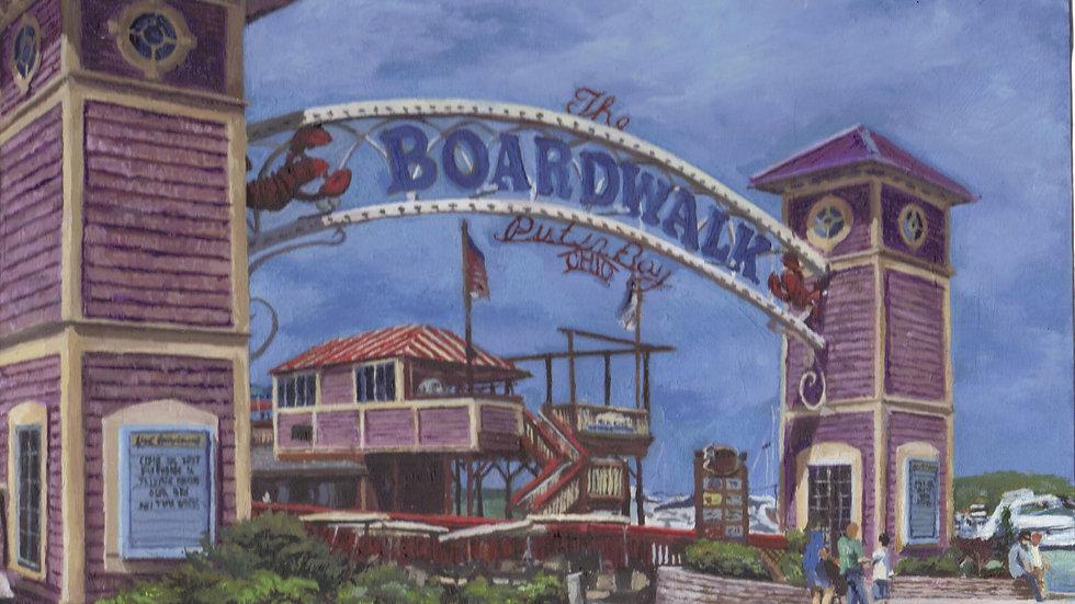 The Boardwalk (PIB)