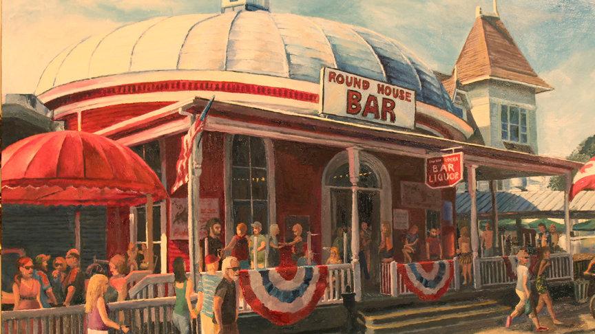 The Round House Bar (PIB)