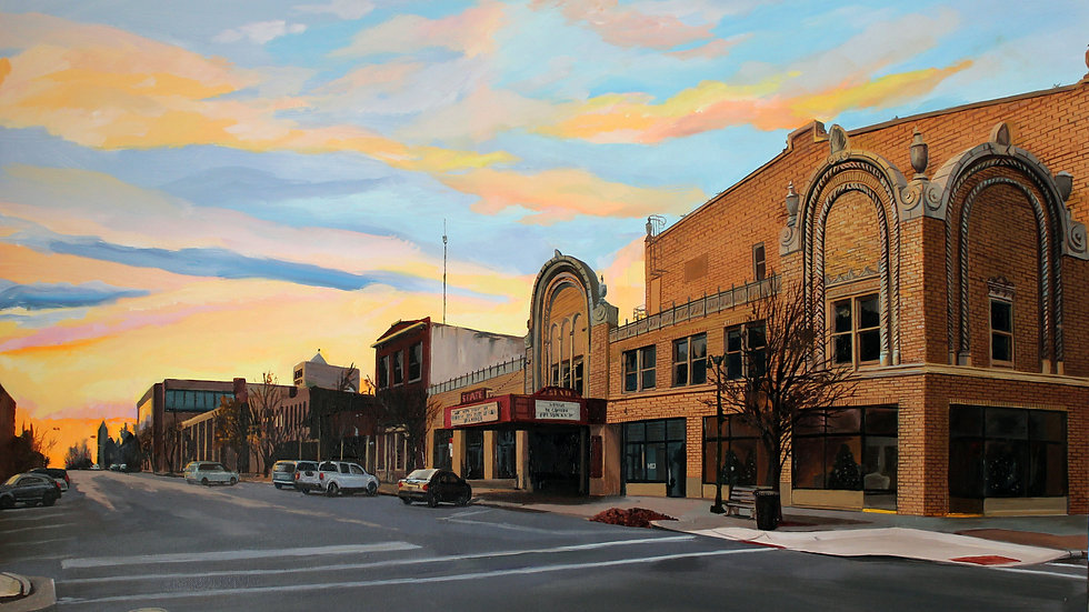 """Sandusky State Theatre"""