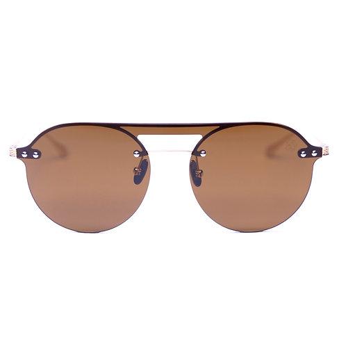 LVR301 Brown Round