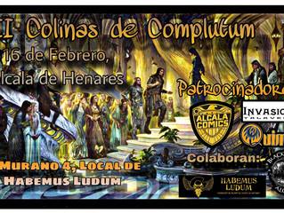 III COLINAS DE COMPLUTUM (16 feb 2019)