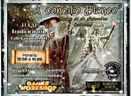 CONCILIO BLANCO - Torneo de ESDLA (29 dic)