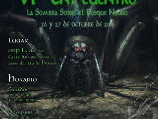VI Ent-cuentro (26y27 OCT 2019)