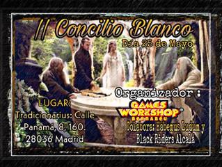 II CONCILIO BLANCO (25-mayo-2019)