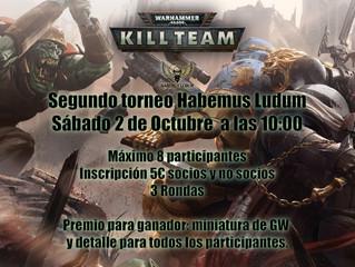 2º TORNEO KILL TEAM (2-Oct-2021)