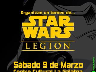 TORNEO STAR WARS LEGION (9 MAR 2019)