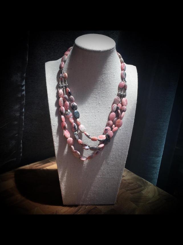 Pink Jasper Set