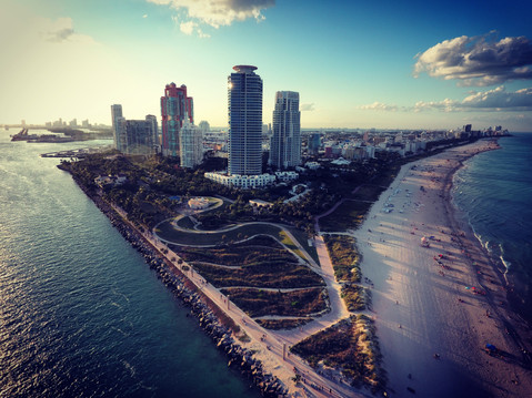 South Point, Miami Beach
