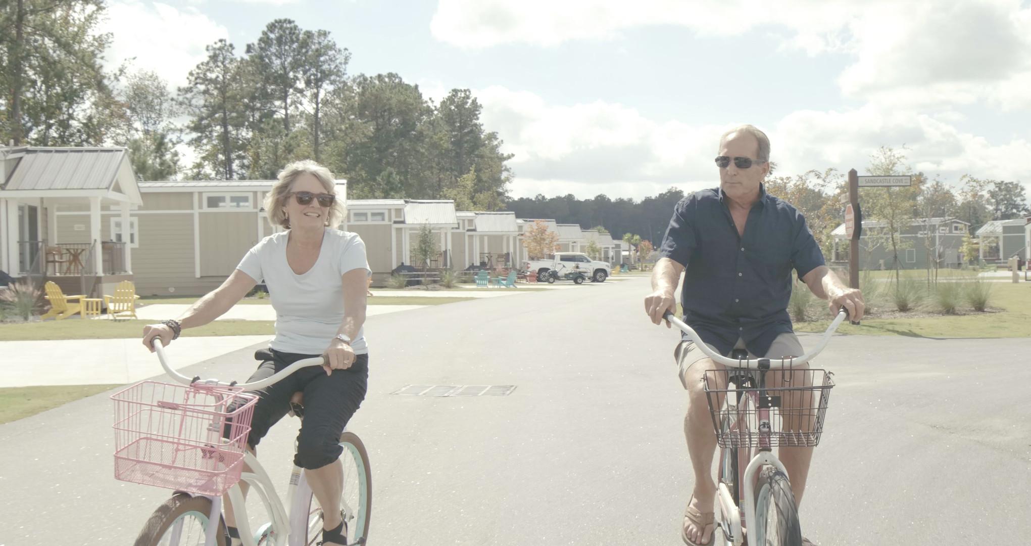 Still from Carolina Pines shoot