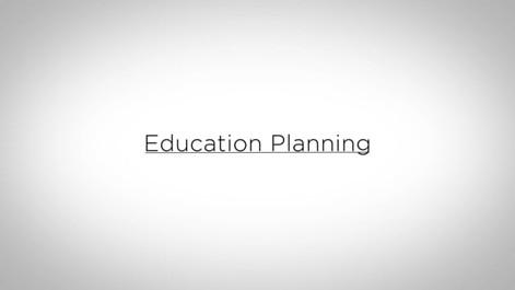 Education Planning