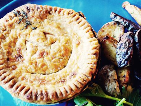 individual pot pies!