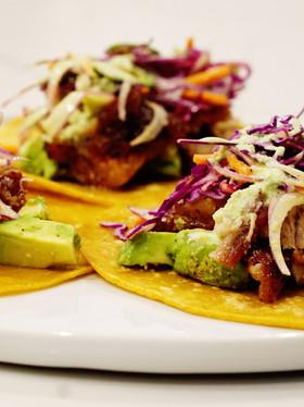 pork belly tacos!!!