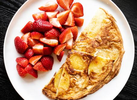 spanish omelet for one