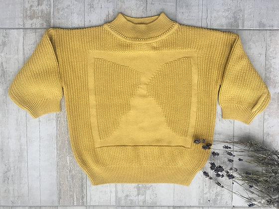 MOA jumper mustard 3-5 y