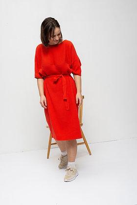 AYAKO dress carota