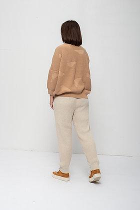NOAMI jumper beige