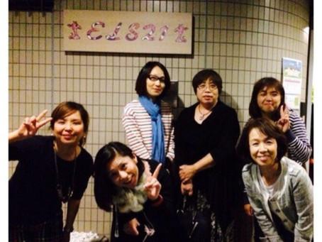 卒業生のママ5名がELS21見学会ツアーに来て下さった