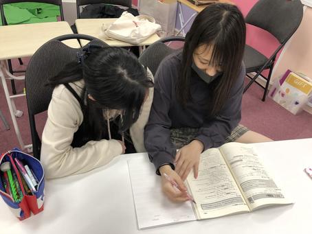 ELS21 生徒ブログ:受験での発見
