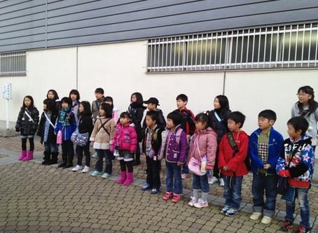 ELS21生JAPEC 主催チャリティコンサートを終えて'12