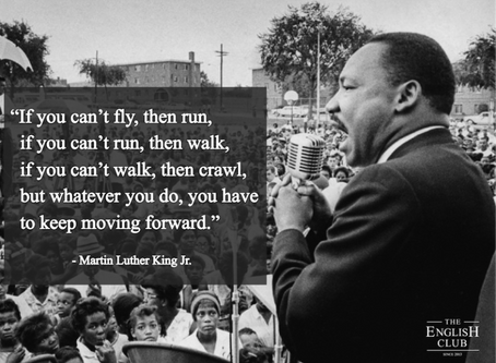 ELS21 Martin Luther King Jr. Day