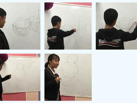 ELS21 高校生の創造力up⤴️