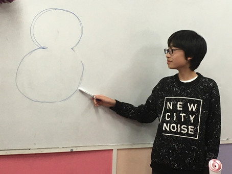 ELS21 トレーニング:英語で創造力up