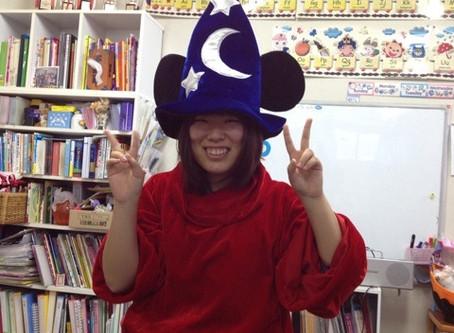 ELS21卒業生Ayaka Wada