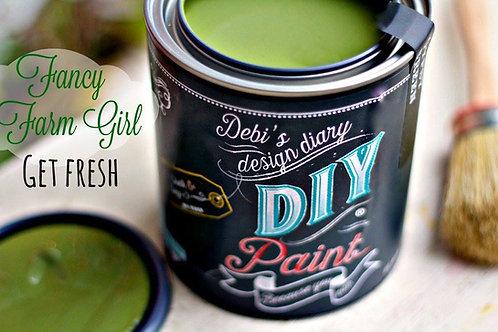 Debi's Design Diary DIY Paint - Fancy Farm Girl